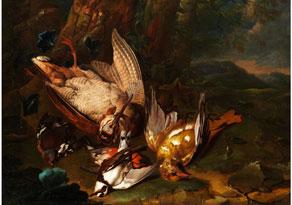 Detail images:  Jacobus Victors, 1640 Amsterdam - 1705