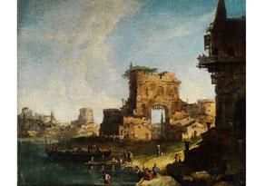 Michele Marieschi,1694 - 1743 Venedig