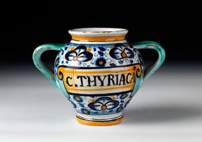 Detail images:  Apotheken-Vase