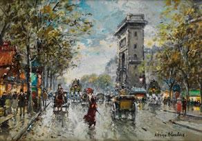 Detail images:  Antoine Blanchard, 1910 - 1988