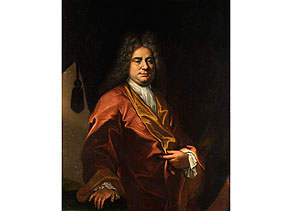 Giovanni Camillo Sagrestani,1660 Florenz - 1731
