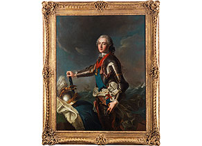 Jean Marc Nattier, 1685 Paris - 1766