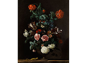 Detail images:  Abraham Begyn, 1650 - 1697