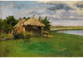 Detail images:  Russischer Maler des frühen 20. Jahrhunderts