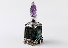 Detail images:  Parfumflakon