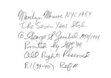 Detail images: † George S. Zimbel, 1929 USA