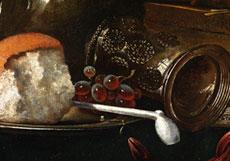 Detail images: Willem Claesz Heda, 1594 Haarlem - 1680, zug./ Umkreis des