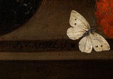 Detail images: Peter van Kessel, lebte bis 1668