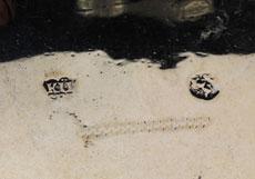 Detail images: Rokoko-Zuckerdose