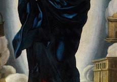 Detail images: Giovanni Battista Salvi, Sassoferrato, 1609 - 1685