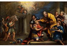 Detail images: Mittelitalienischer Meister des 17. Jahrhunderts