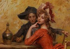 Detail images: Frederik-Hendrik Kaemmerer, 1839 - 1902