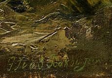 Detail images: Geraldine Jacoba van de Sande Bakhuyzen, 1826 - 1895