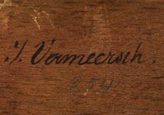 Detail images: Ivo Ambroise Vermeersch, 1810 Magdalem bei Gent - 1852 München