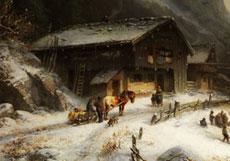Detail images: Anton Doll, 1826 München - 1887 München