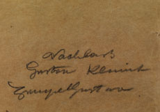 Detail images: Gustav Klimt, 1862 Wien - 1918 ebenda