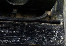 Detail images: Csadek, Künstler der Zeit um 1900