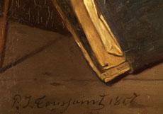 Detail images: Pierre Joseph Toussaint, 1822 Brüssel - 1888