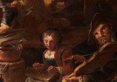 "Detail images: Giacomo Francesco Cipper, genannt ""Il Todeschini"" 1670 Feldkirch - 1738 Mailand, zug."