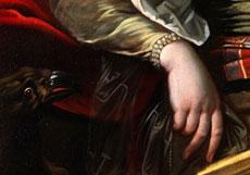 Detailabbildung: Abraham Janssens, um 1576 - 1632, zug.