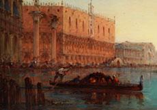 Detail images: Charles Clément Calderon, 1870 Paris - 1906