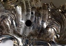 Detail images: Kleiner Spiegelrahmen