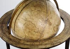 Detail images: Großer Bibliotheks-Globus