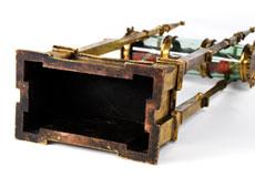 Detail images: Gotischer Reliquienbehälter