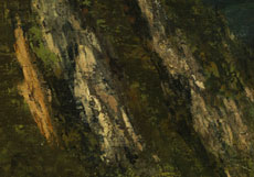 Detail images: Gustave Courbet, 1819 Ornans - 1877 La Tour de Peilz