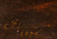 Detail images: Juriaen Jacobsz, 1625 Hamburg - 1685 Leeuwarden