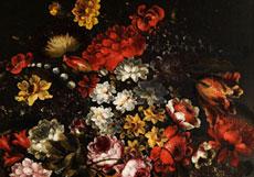Detail images: Gabriel de la Corte, 1648 Madrid - 1694, zug.