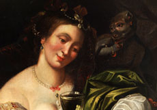 Detail images: Abraham Janssens, 1575 Antwerpen - 1632 Antwerpen
