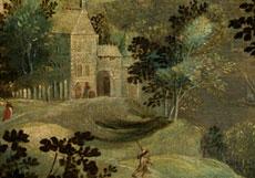 Detail images: Lucas van Valckenborch, um 1530 - 1597, zug.