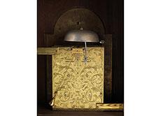 Detail images: Bracket Clock