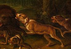 Detail images: Maler des 18. Jahrhunderts, in der Nachfolge von Ruthardt