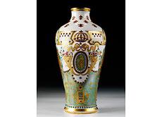 Detail images: † Napoleon-Vase
