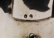 Detail images: Großer Kristall-Kovsch