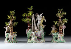 Detail images: Allegorien der Schönen Künste