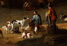 Detail images: Alexander van Bredael, 1663 - 1720