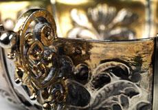 Detail images: Barocke Weinprobierschale