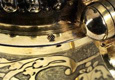 Detail images: Deckelhumpen