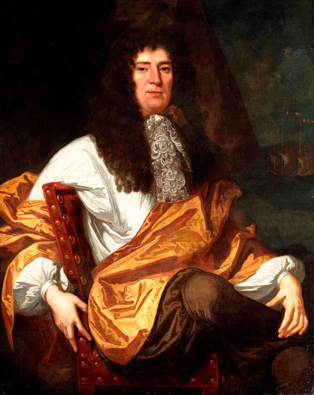 Englischer Maler des 17./ 18. Jahrhunderts