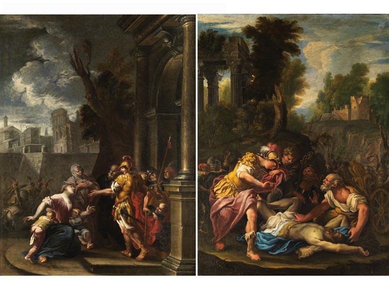 Luca Carlevarris, 1663 Udine - 1727 Venedig