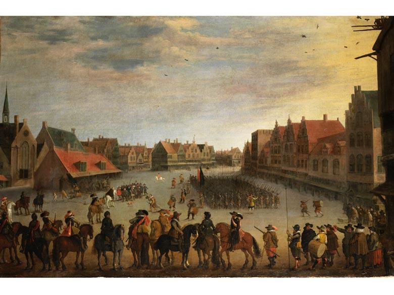 Joost Cornelisz Droochsloot, 1586 - 1666