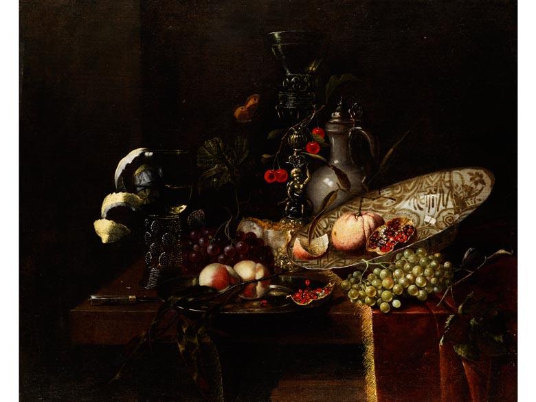 Juriaen van Streeck, 1632 - 1687, zug.