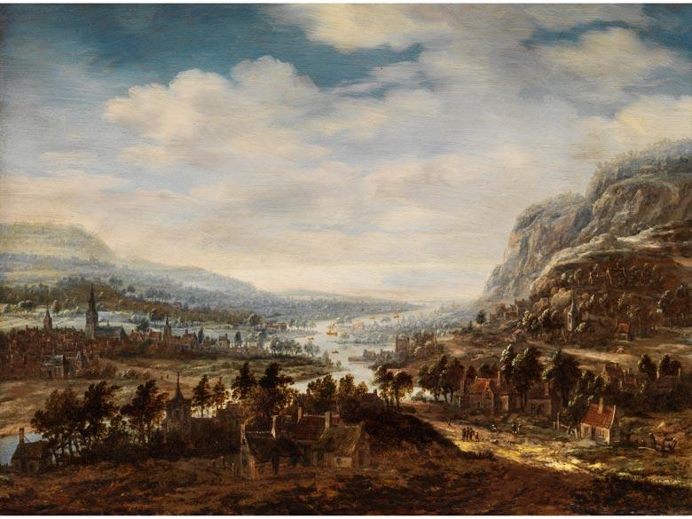Dionys Verburgh, 1655 Rotterdam - 1722