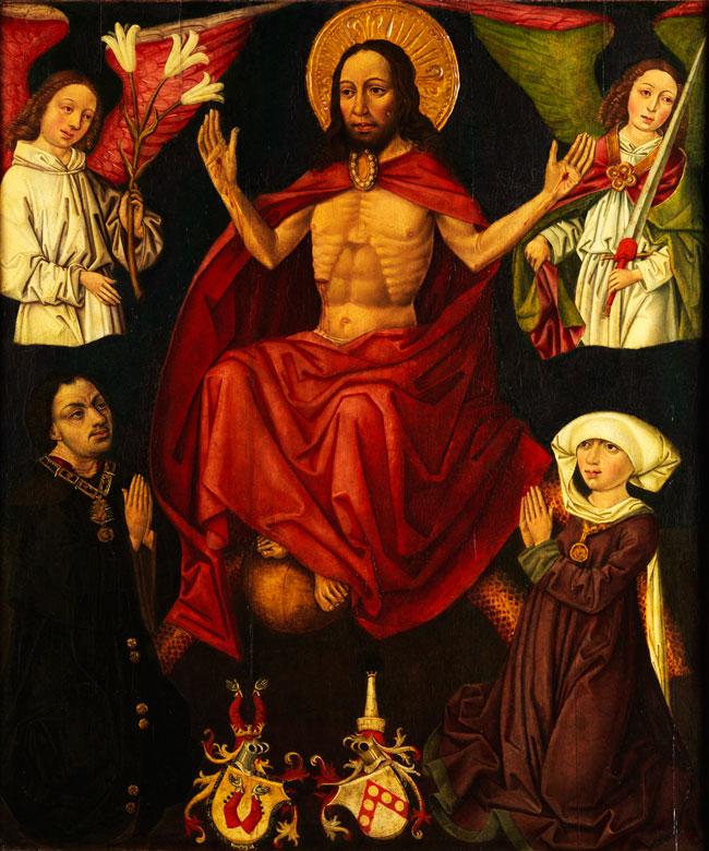 Ulmer Meister um 1460/70