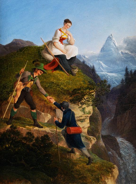 Friedrich Philipp Reinhold, 1779 Gera - 1840 Wien