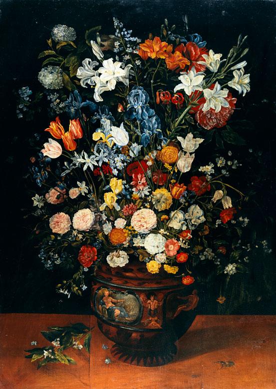 Flämischer Meister des 19. Jahrhunderts. in der Stilnachfolge von Jan Brueghel d. J.