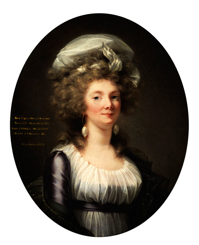 Elisabeth Louise Vigée Le Brun, 1755 Paris - 1842 Louveciennes